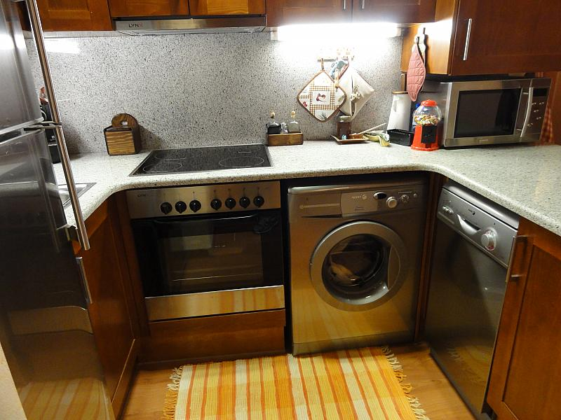 Cocina - Apartamento en venta en calle Fontcanaleta, Alp - 144867557