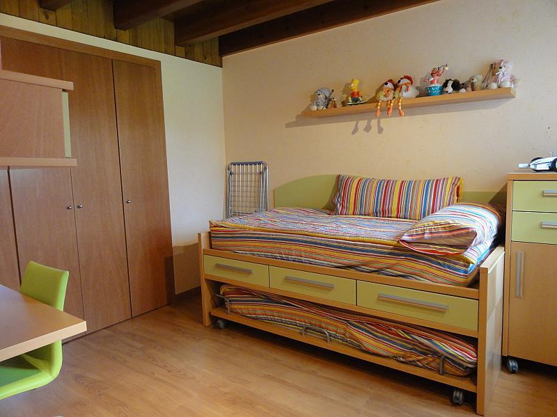 Dormitorio - Apartamento en venta en calle Fontcanaleta, Alp - 144867704