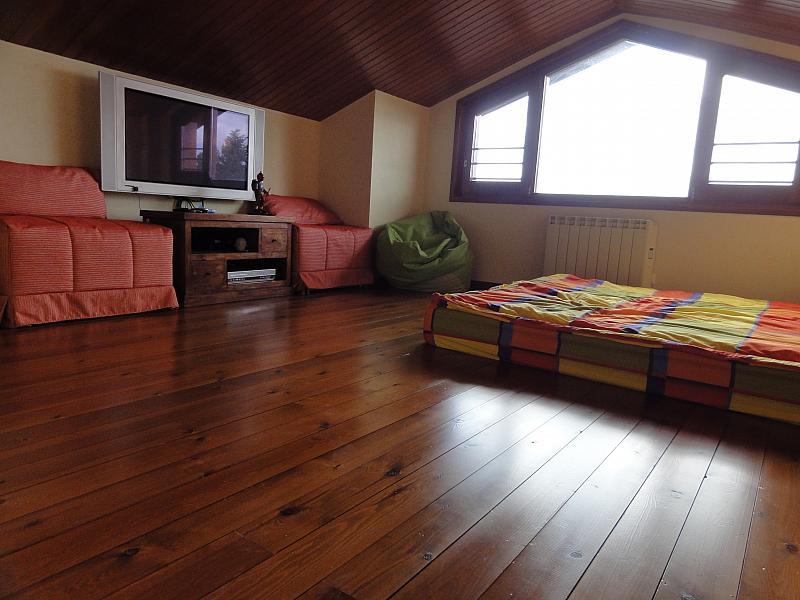 Dormitorio - Apartamento en venta en calle Fontcanaleta, Alp - 144867856