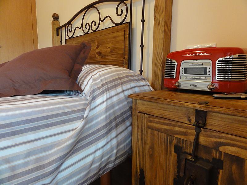 Dormitorio - Apartamento en venta en calle Fontcanaleta, Alp - 144868146