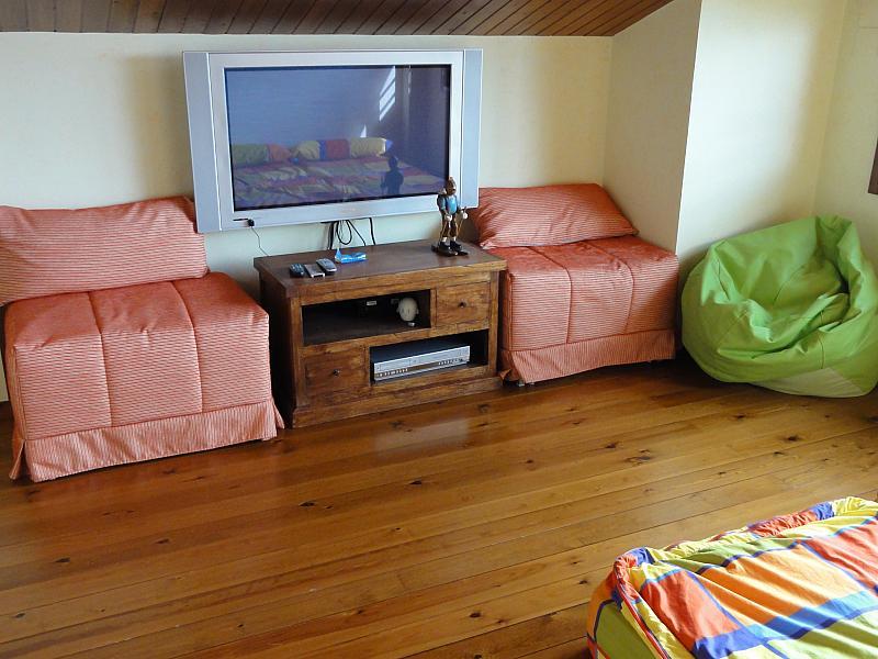 Buhardilla - Apartamento en venta en calle Fontcanaleta, Alp - 144868414