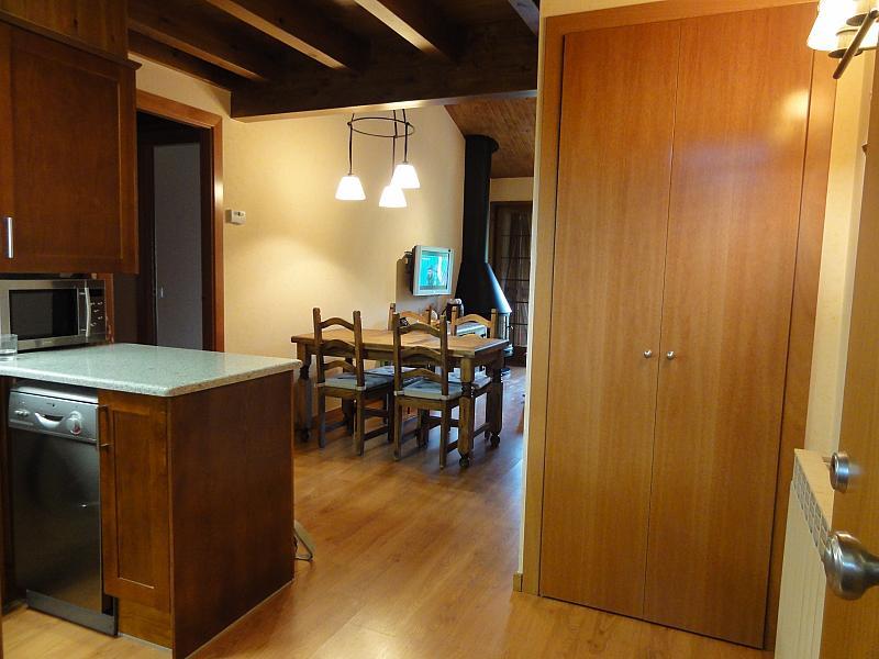 Salón - Apartamento en venta en calle Fontcanaleta, Alp - 144868417