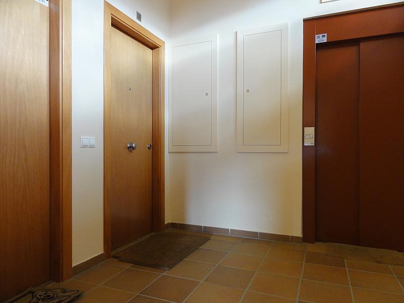 Vestíbulo - Apartamento en venta en calle Fontcanaleta, Alp - 144870166