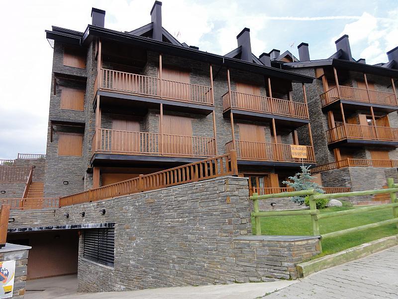 Plano - Apartamento en venta en calle Fontcanaleta, Alp - 144870177