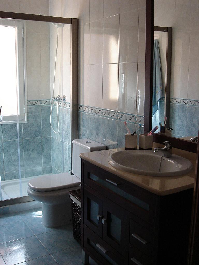 Baño - Apartamento en alquiler en calle Juan de Avila, Miguelturra - 147148128