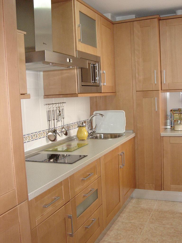 Cocina - Apartamento en alquiler en calle Juan de Avila, Miguelturra - 147148131