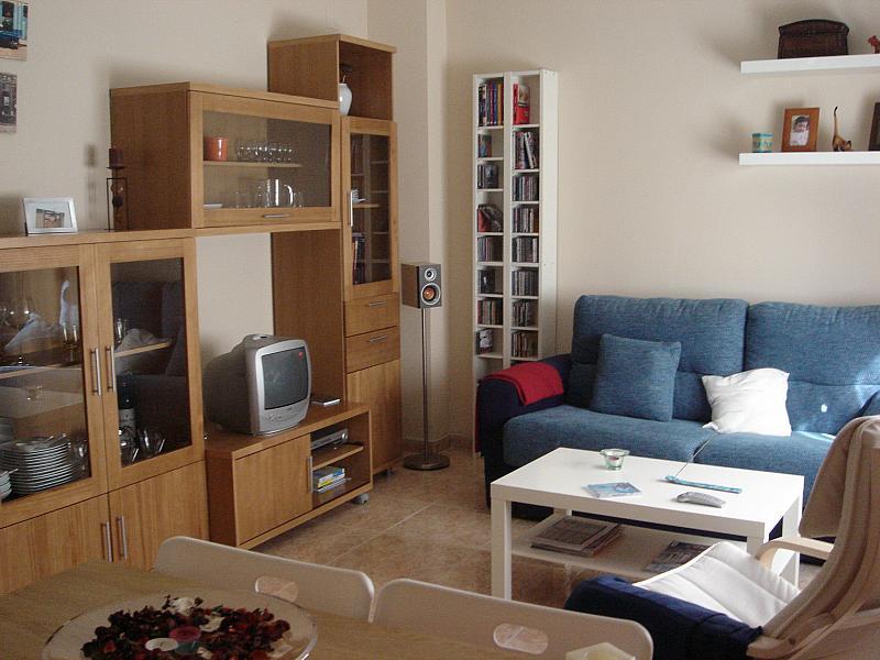 Salón - Apartamento en alquiler en calle Juan de Avila, Miguelturra - 147148133