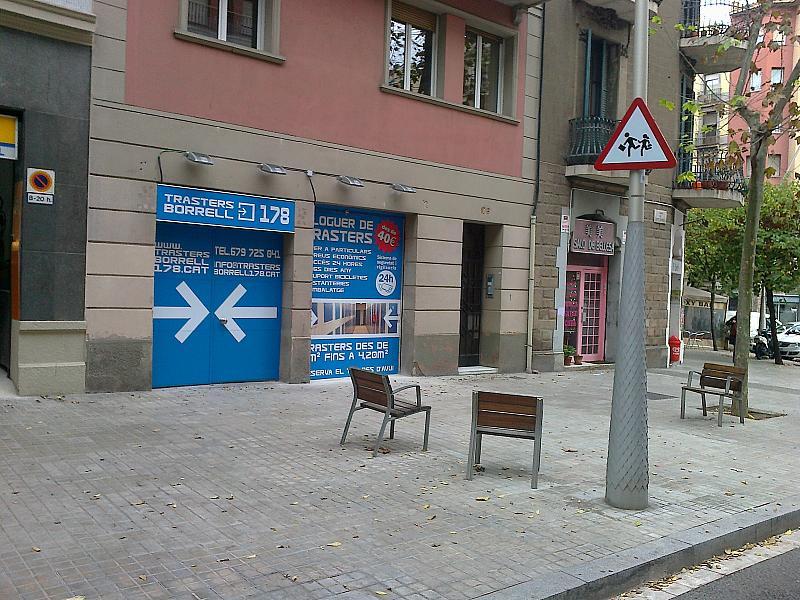 Trastero en alquiler en calle comte borrell eixample - Calle borrell barcelona ...