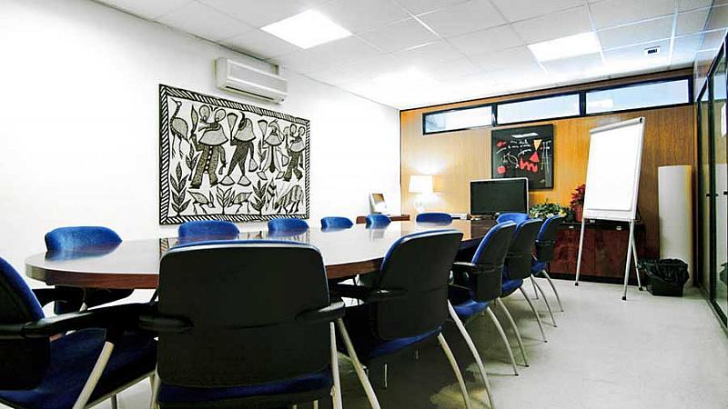 Salón - Despacho en alquiler en calle Constança, Les corts en Barcelona - 129723145