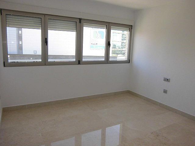 Dormitorio - Piso en alquiler en paseo Alameda, Ciutat de les Arts i les Ciències en Valencia - 308071022