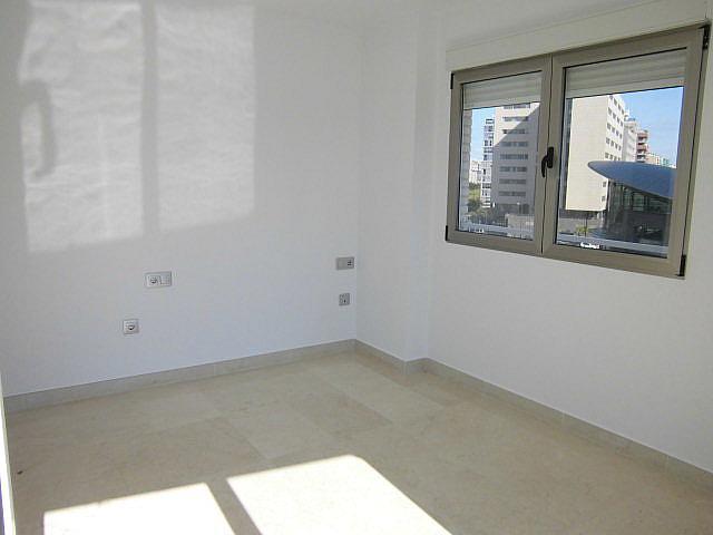 Dormitorio - Piso en alquiler en paseo Alameda, Ciutat de les Arts i les Ciències en Valencia - 308071023