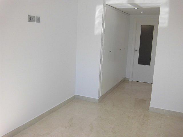 Dormitorio - Piso en alquiler en paseo Alameda, Ciutat de les Arts i les Ciències en Valencia - 308071033