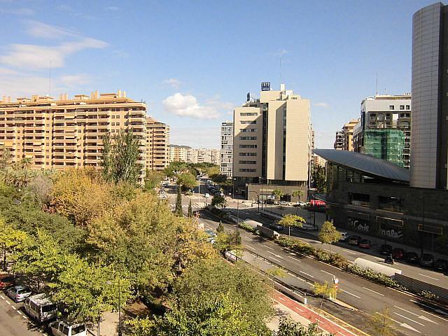Vistas - Piso en alquiler en paseo Alameda, Ciutat de les Arts i les Ciències en Valencia - 308071294
