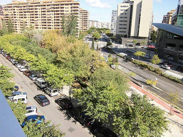 Vistas - Piso en alquiler en paseo Alameda, Ciutat de les Arts i les Ciències en Valencia - 308071302