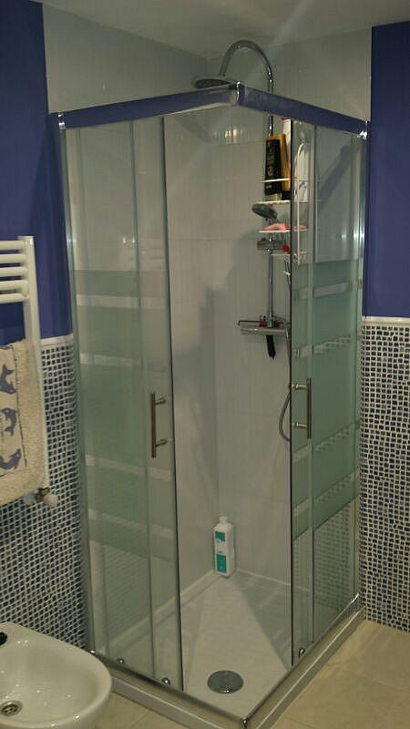 Baño - Piso a compartir en calle Juan XXIII, Avilés - 140521814