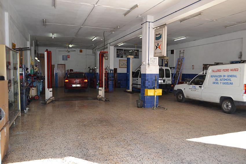 Garaje - Local comercial en alquiler en calle Alqueria de Benlloch, Tres Forques en Valencia - 307832752