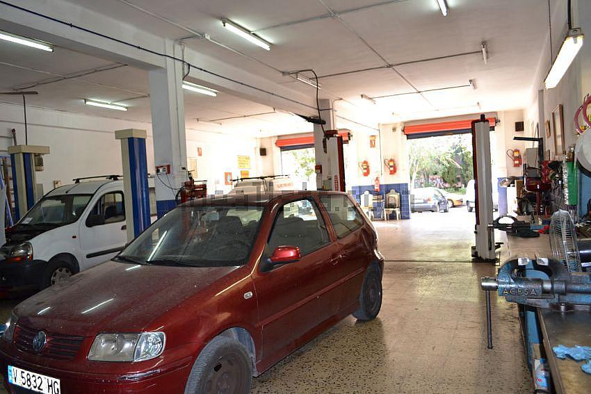 Garaje - Local comercial en alquiler en calle Alqueria de Benlloch, Tres Forques en Valencia - 307832764