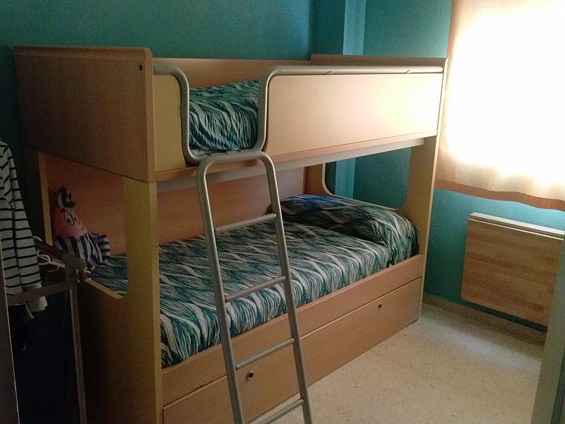 Dormitorio - Piso en alquiler en calle Uruguay, La barriada Rio San Pedro en Puerto Real - 141918150