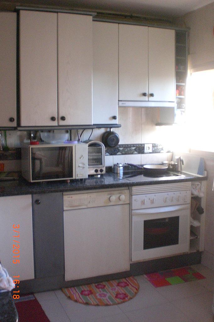 Cocina - Piso a compartir en barrio San Cristobal, Burgos - 178220761