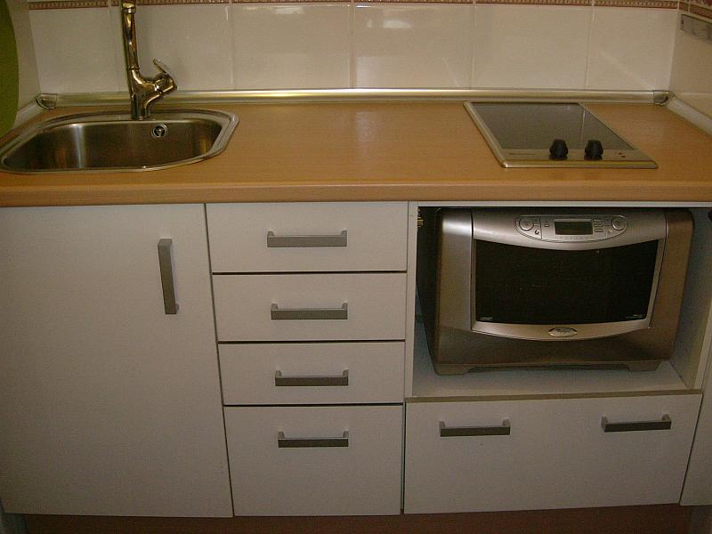 Cocina - Piso en alquiler en calle De Las Flautas, Pau de Carabanchel en Madrid - 134703268