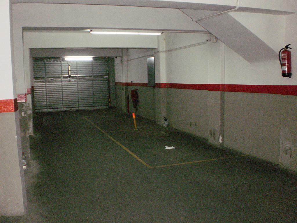 Garaje - Parking en alquiler en calle Princep Jordi, Hostafrancs en Barcelona - 327214284