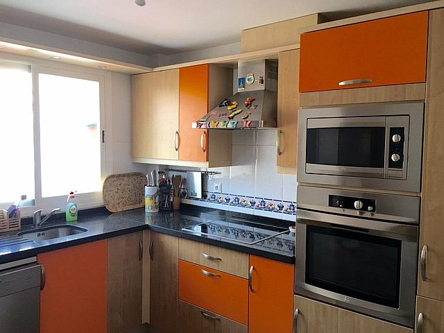 Cocina - Casa adosada en alquiler en pasaje Estonia, Torrequebrada en Benalmádena - 327649951