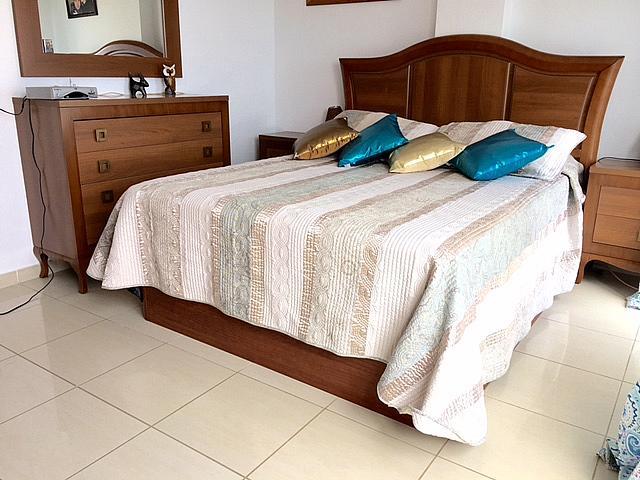 Dormitorio - Casa adosada en alquiler en pasaje Estonia, Torrequebrada en Benalmádena - 327649952