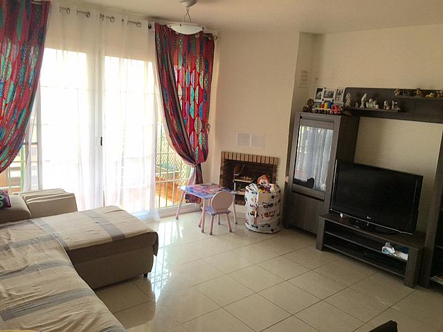 Comedor - Casa adosada en alquiler en pasaje Estonia, Torrequebrada en Benalmádena - 327649958