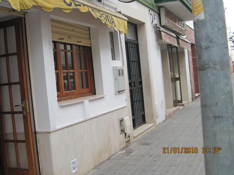 Fachada - Local comercial en alquiler en calle España, Isla Cristina - 53030073