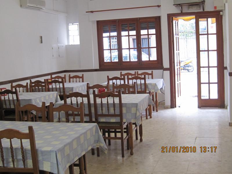 Comedor - Local comercial en alquiler en calle España, Isla Cristina - 53030074