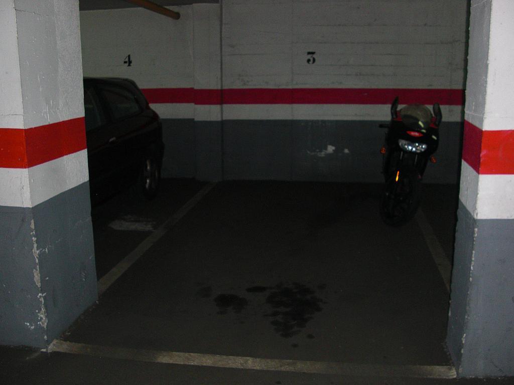 Garaje - Garaje en alquiler en calle Monte Igueldo, Casco Histórico de Vallecas en Madrid - 319749251