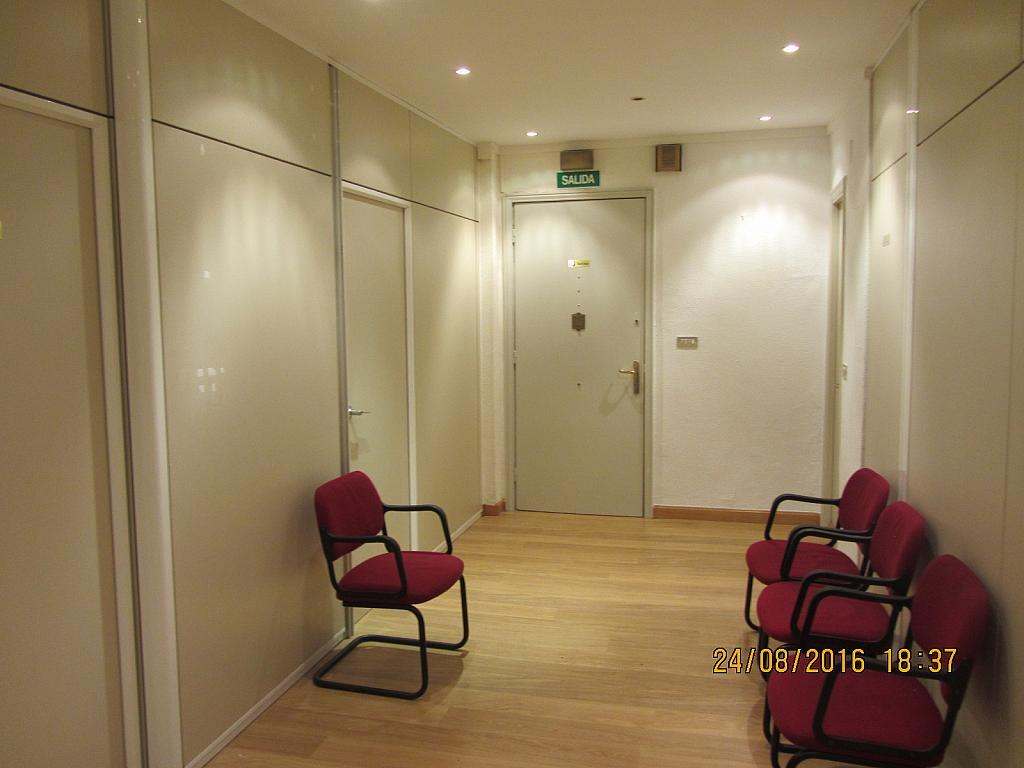 Detalles - Despacho en alquiler en calle Mazarredo, Abando en Bilbao - 313255163