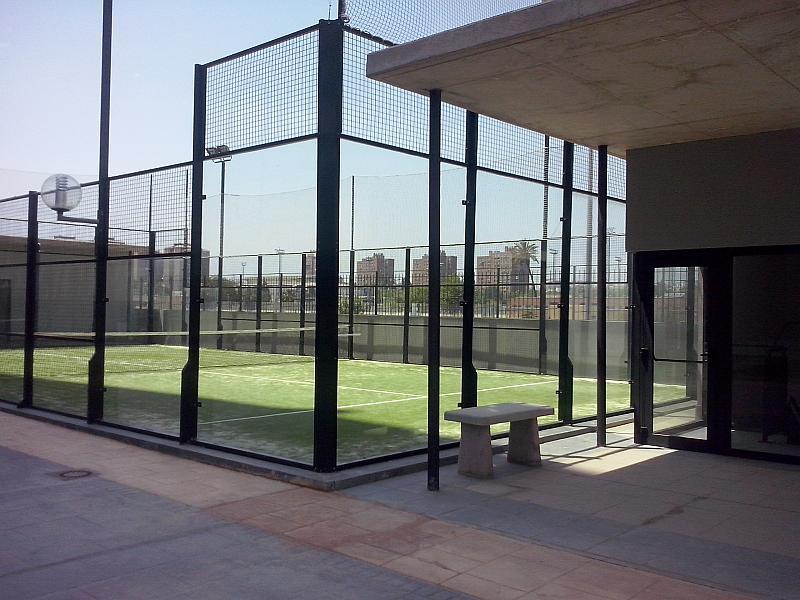 Jardín - Apartamento en alquiler de temporada en calle General Urrutia, Ciutat de les Arts i les Ciències en Valencia - 141852520