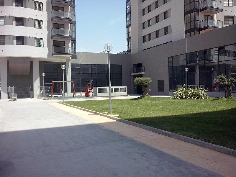 Jardín - Apartamento en alquiler de temporada en calle General Urrutia, Ciutat de les Arts i les Ciències en Valencia - 141852550