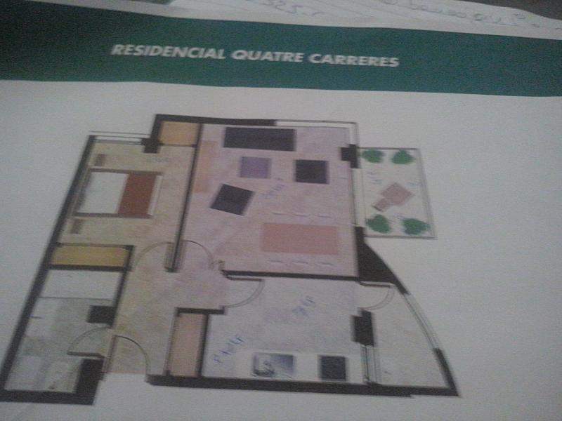 Plano - Apartamento en alquiler de temporada en calle General Urrutia, Ciutat de les Arts i les Ciències en Valencia - 141853455
