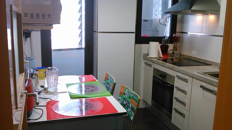 Cocina - Apartamento en alquiler de temporada en calle General Urrutia, Ciutat de les Arts i les Ciències en Valencia - 149136972