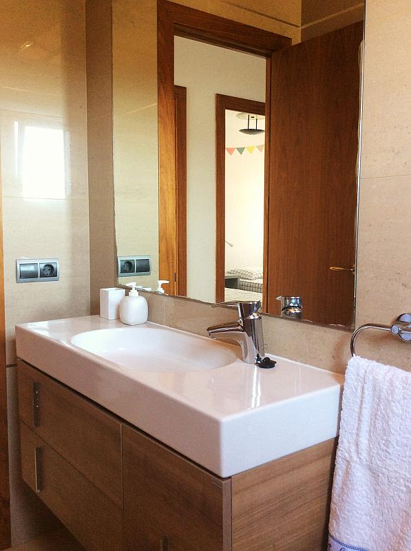 Baño - Ático en alquiler de temporada en carretera De Palamós, Sant Feliu de Guíxols - 300290475