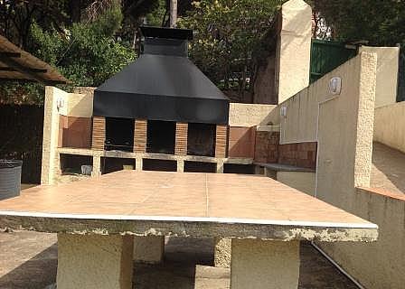 Jardín - Ático en alquiler de temporada en carretera De Palamós, Sant Feliu de Guíxols - 300290493