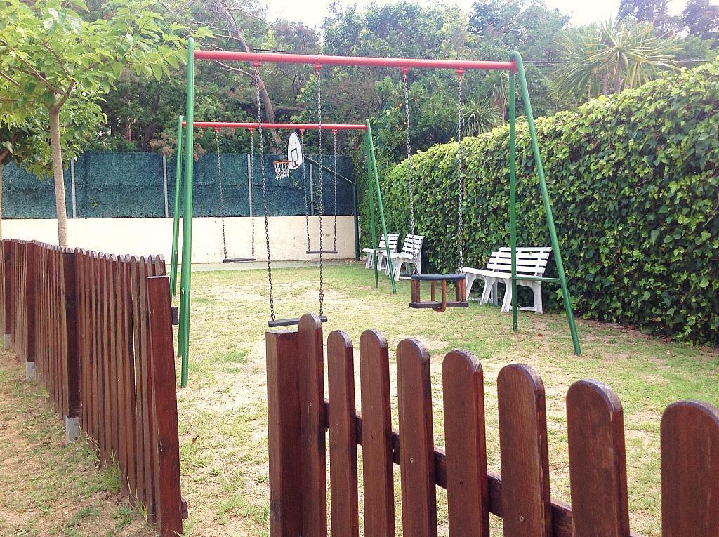 Jardín - Ático en alquiler de temporada en carretera De Palamós, Sant Feliu de Guíxols - 300290495