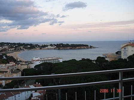 Vistas - Ático en alquiler de temporada en carretera De Palamós, Sant Feliu de Guíxols - 300290507