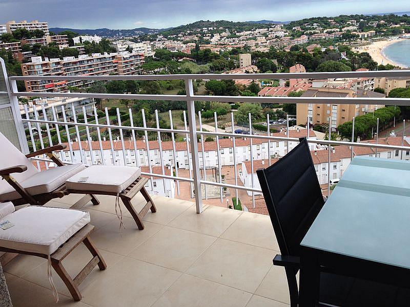 Terraza - Ático en alquiler de temporada en carretera De Palamós, Sant Feliu de Guíxols - 300290508