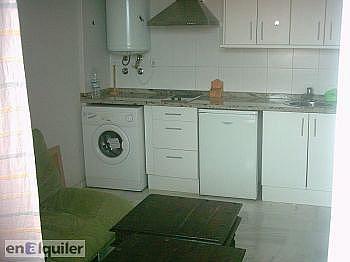 Cocina - Piso en alquiler en calle Rosita Ferrer, Roquetas de Mar - 124427024