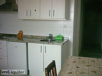 Cocina - Piso en alquiler en calle Rosita Ferrer, Roquetas de Mar - 124427032