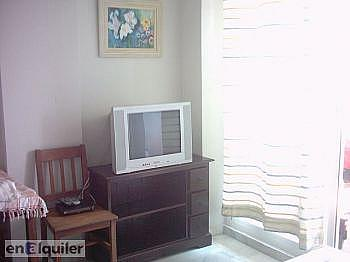 Salón - Piso en alquiler en calle Rosita Ferrer, Roquetas de Mar - 124427051