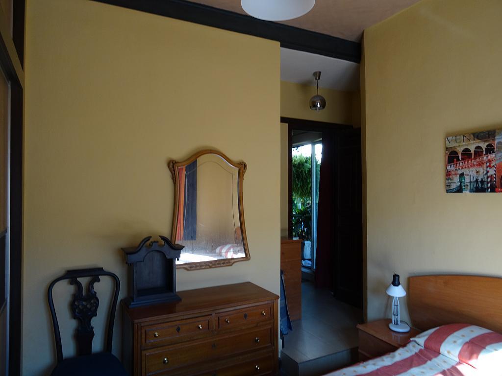 Dormitorio - Ático en alquiler en calle Jerónima Llorente, Bellas Vistas en Madrid - 349744487