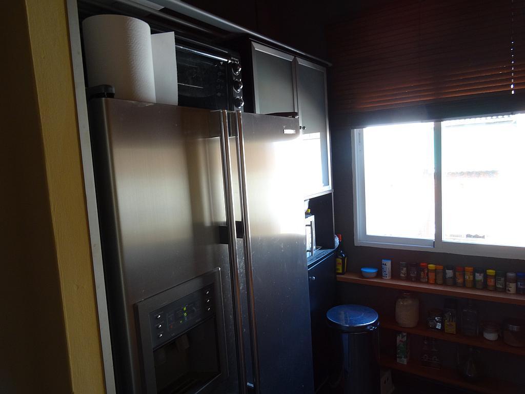 Cocina - Ático en alquiler en calle Jerónima Llorente, Bellas Vistas en Madrid - 349744495