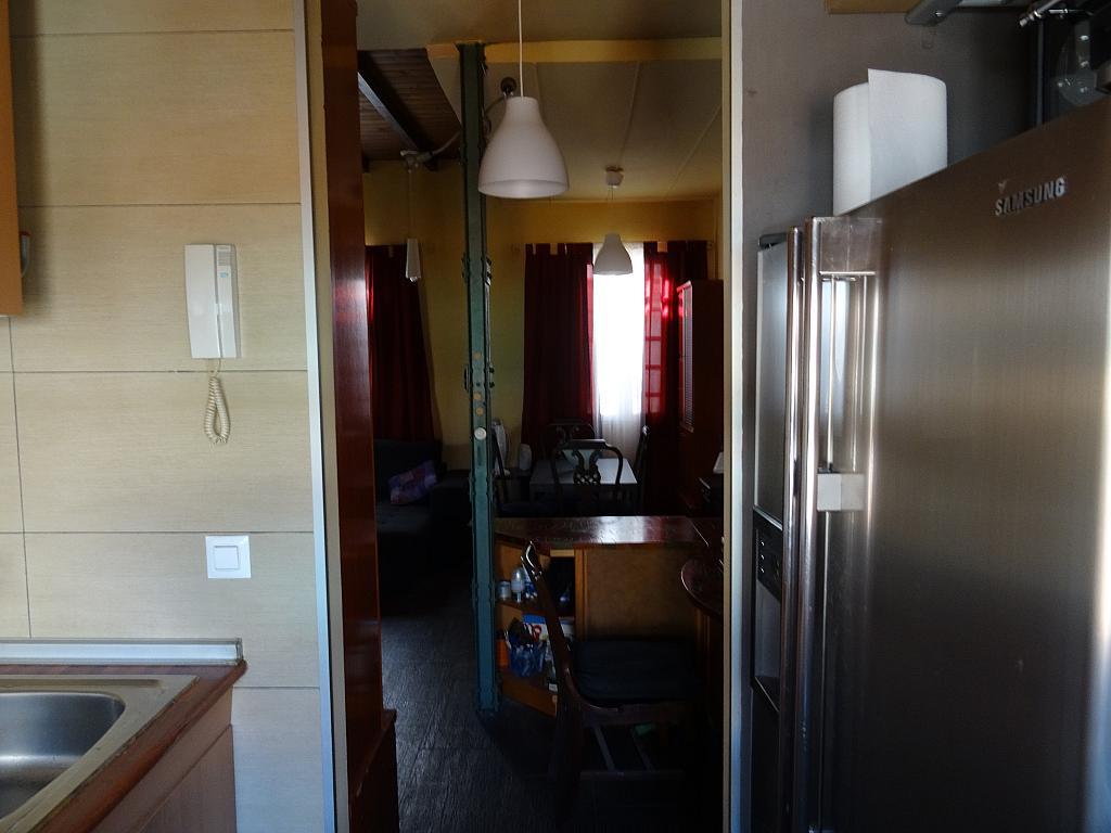 Cocina - Ático en alquiler en calle Jerónima Llorente, Bellas Vistas en Madrid - 349744498