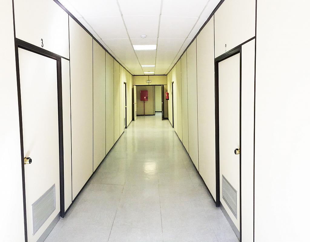 Pasillo - Oficina en alquiler en calle Mercurio, San Jose-Valderas-Parque Lisboa en Alcorcón - 289780040