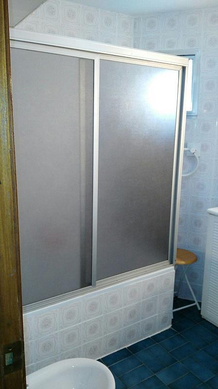 Baño - Apartamento en alquiler en calle Gola de Puchol, Saler, El - 316040137