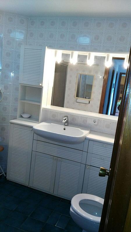 Baño - Apartamento en alquiler en calle Gola de Puchol, Saler, El - 316040154
